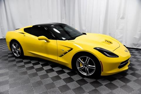 2017 Chevrolet Corvette for sale in Wichita, KS