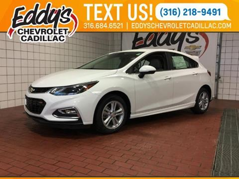2017 Chevrolet Cruze for sale in Wichita, KS