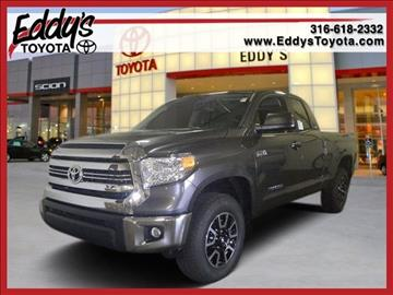 2017 Toyota Tundra for sale in Wichita, KS