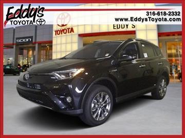 2017 Toyota RAV4 Hybrid for sale in Wichita, KS
