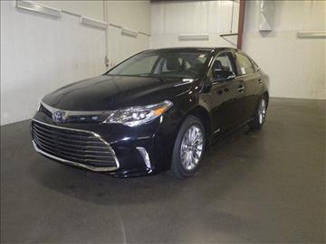 2018 Toyota Avalon Hybrid for sale in Wichita, KS