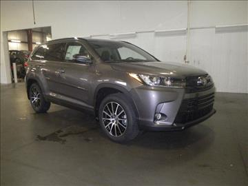 2017 Toyota Highlander for sale in Wichita, KS