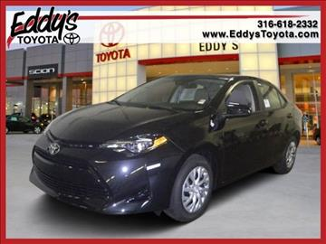 2017 Toyota Corolla for sale in Wichita, KS