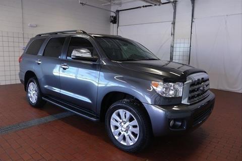 2012 Toyota Sequoia for sale in Wichita, KS