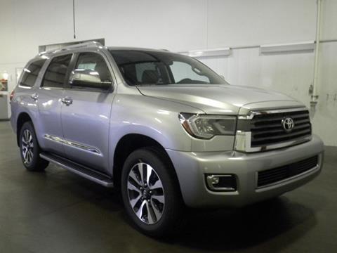2018 Toyota Sequoia for sale in Wichita, KS