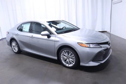 2018 Toyota Camry Hybrid for sale in Wichita, KS