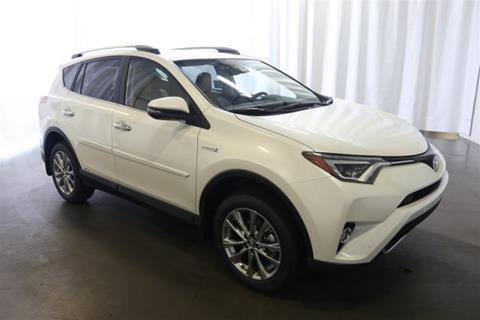 2018 Toyota RAV4 Hybrid for sale in Wichita, KS