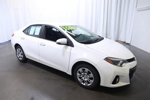 2014 Toyota Corolla for sale in Wichita, KS