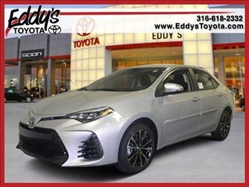 2017 Toyota Corolla for sale in Wichita, KS