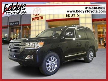 2017 Toyota Land Cruiser for sale in Wichita, KS