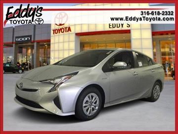 2017 Toyota Prius for sale in Wichita, KS