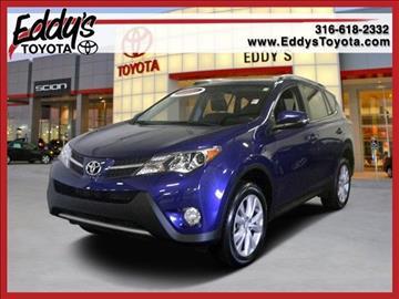 2015 Toyota RAV4 for sale in Wichita, KS