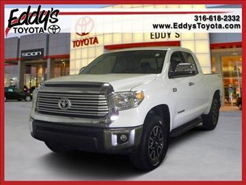 2016 Toyota Tundra for sale in Wichita, KS