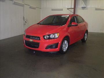 2016 Chevrolet Sonic for sale in Wichita, KS