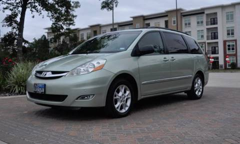 2006 Toyota Sienna for sale in Spring, TX