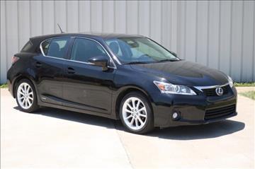 2012 Lexus CT 200h for sale in Wichita, KS