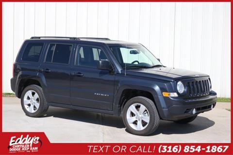 2016 Jeep Patriot for sale in Wichita, KS