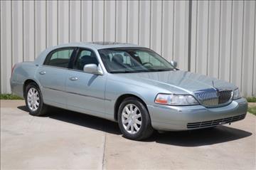 2007 Lincoln Town Car for sale in Wichita, KS