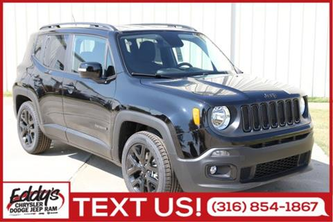 2017 Jeep Renegade for sale in Wichita, KS