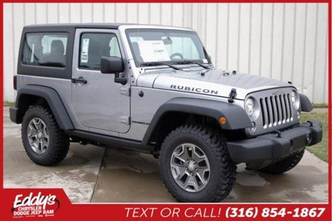 2017 Jeep Wrangler for sale in Wichita, KS