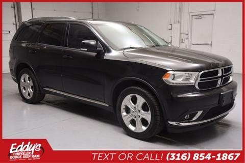 2014 Dodge Durango for sale in Wichita, KS