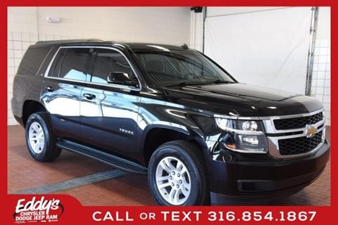 2015 chevrolet tahoe for sale in wichita ks. Black Bedroom Furniture Sets. Home Design Ideas