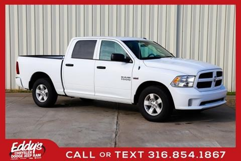 2016 RAM Ram Pickup 1500 for sale in Wichita, KS