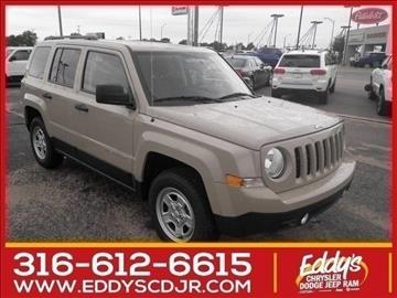 2017 Jeep Patriot for sale in Wichita, KS
