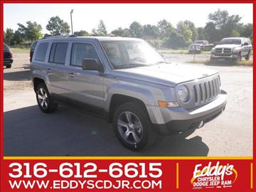 2016 Jeep Patriot for sale in Wichita, KS