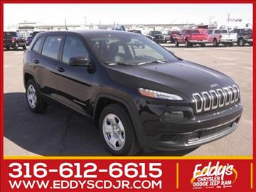 2017 Jeep Cherokee for sale in Wichita, KS