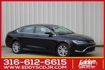 2015 Chrysler 200 for sale in Wichita, KS