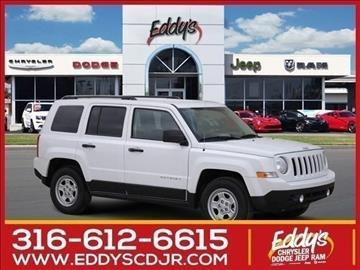 2017 Jeep Patriot for sale in Wichita, KS