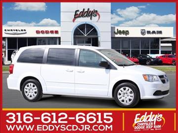 2017 Dodge Grand Caravan for sale in Wichita, KS