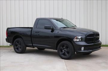 2017 RAM Ram Pickup 1500 for sale in Wichita, KS