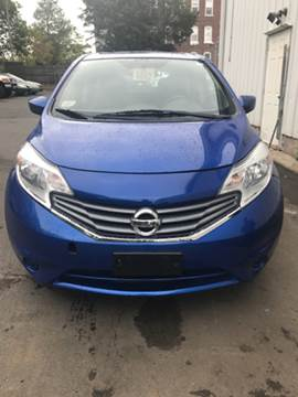 2015 Nissan Versa Note for sale in New Britain, CT