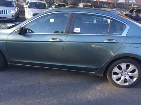 2008 Honda Accord for sale in New Britain, CT