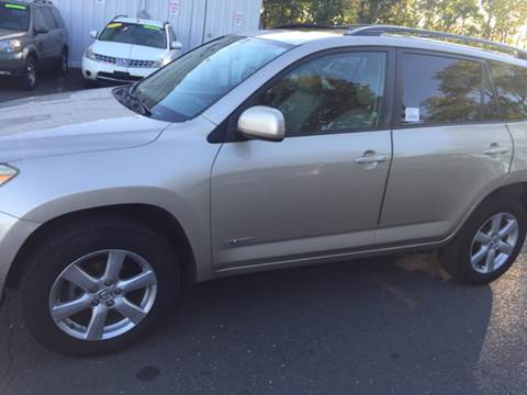 2008 Toyota RAV4 for sale in New Britain, CT