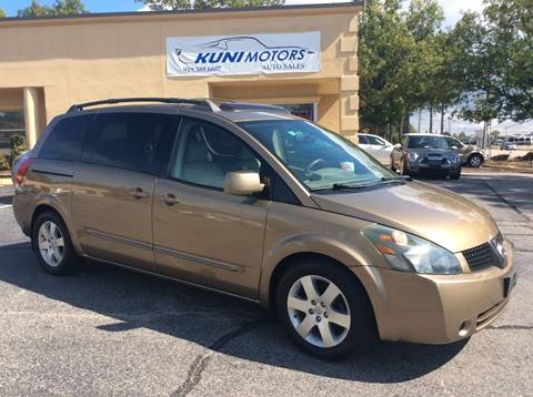 2004 Nissan Quest for sale in Raleigh, NC