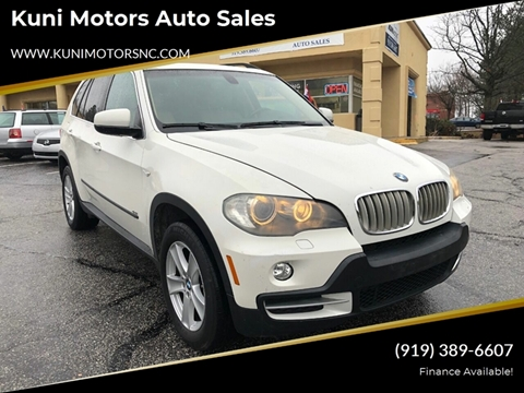 2008 BMW X5 for sale in Raleigh, NC