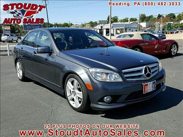 2010 Mercedes-Benz C-Class for sale in Reading, PA