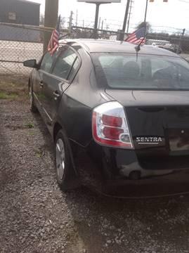2007 Nissan Sentra for sale in Nashville, TN
