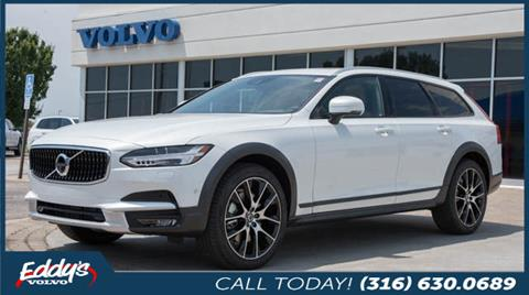 2017 Volvo V90 Cross Country for sale in Wichita KS