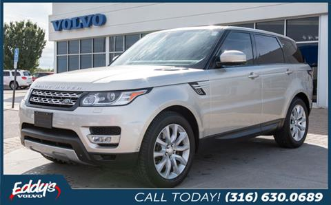 2014 Land Rover Range Rover Sport for sale in Wichita KS