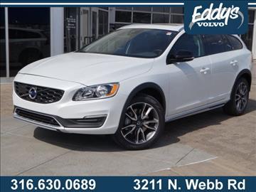 2017 Volvo V60 Cross Country for sale in Wichita, KS