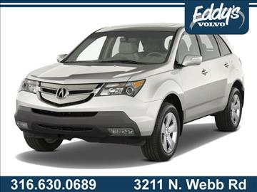 2007 Acura MDX for sale in Wichita, KS