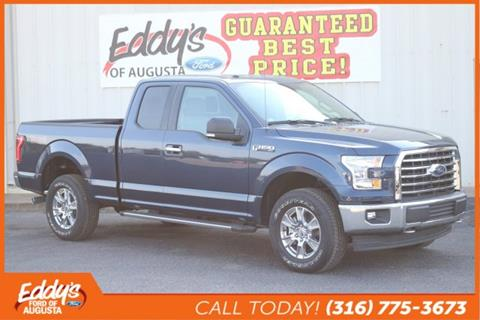2017 Ford F-150 for sale in Augusta KS