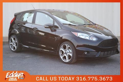 2017 Ford Fiesta for sale in Augusta, KS