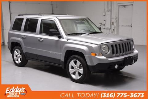 2017 Jeep Patriot for sale in Augusta, KS