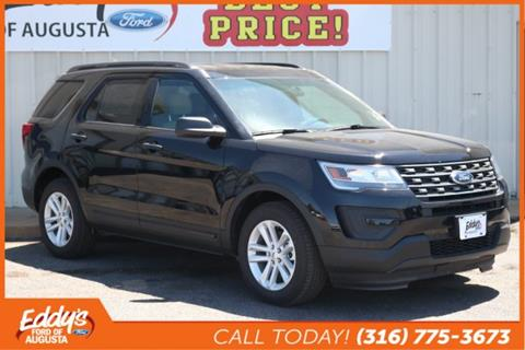 2017 Ford Explorer for sale in Augusta KS