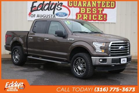 2015 Ford F-150 for sale in Augusta KS